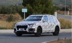 2015 Yeni Kasa Audi Q7 Yollara Çıkmaya Hazırlanıyor