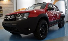 Dacia Duster Dustruck 6×6