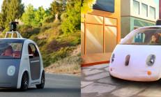 Google'dan Sürücüsüz Otomobil