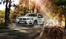 2014 Yeni Kasa BMW X3 Özellikleri ve Türkiye Fiyatı Açıklandı