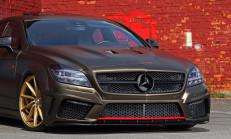 Fostla Mercedes-Benz CLS 350 CDI W218