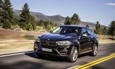 2014 Yeni Kasa BMW X6 Tanıtıldı