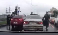 Agresif Sürücü Parodisi