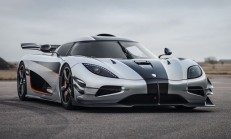 Goodwood'da 1341 Beygirlik Koenigsegg One:1