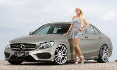Inden Tuning 2014 Yeni Mercedes C Serisi