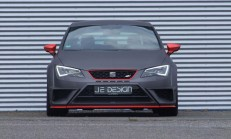JE Design Seat Leon Cupra Wide Body Kit