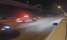 1000 Beygirlik Yeni Ford Mustang ile Gazlarken Polise Yakalanıyor