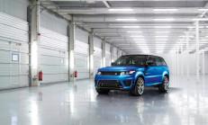 2015 Yeni Range Rover Sport SVR Asfaltı Kazımaya Geliyor