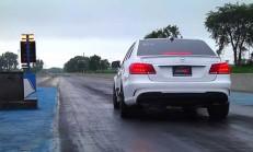 700 Beygirlik Alpha 7 Mercedes E63 AMG 4Matic-Video