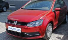 2014 Yeni Kasa Volkswagen Polo 1.2 TSi BlueMotion Comfortline DSG İnceleme