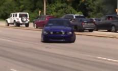 Ford Mustang Katilleri Yollarda
