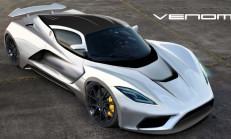 Yeni Yer Uçağı: Hennessey Venom F5