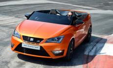 SEAT Ibiza Cupster Concept Görüntülendi