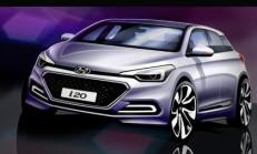Yeni Kasa Hyundai İ20 Çizimleri Ortaya Çıktı