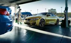 2014 Yeni Kasa BMW M3 Sedan ve BMW M4 Coupe Türkiye Fiyatı Açıklandı