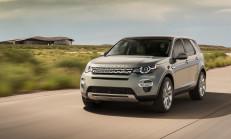 2014 Yeni Land Rover Discovery Sport Tanıtıldı
