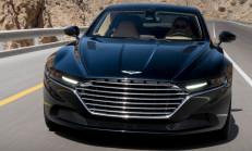 İngilizlerin Yeni Lüks Sedanı: Aston Martin Lagonda