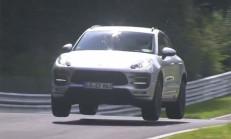 Porsche Macan GTS Ring'e Çıktı