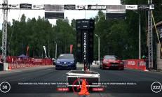 Vw Golf 6 R36: BMW M6 F13, Lamborghini Gallardo – Mercedes CLS 63 AMG-Drag Yarışı
