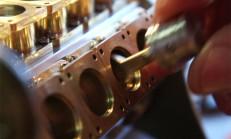 Karşınızda Dünyanın En Küçük V18 Motoru
