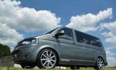 MTM Tuning'den 355 Beygirlik Volkswagen T5 Multivan