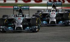 2014 Formula 1 Sezonunun Şampiyonu Lewis  Hamilton