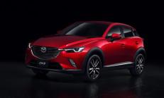 2015 Yeni Mazda CX-3 Los Angeles'ta Ortaya Çıktı