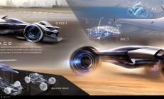Infiniti'den Tek Kokpitten Üç Farklı Sürüş Deneyimi Sunan Sistem: SYNAPTIQ
