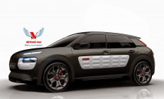 Virtuel Car-Citroen C4 Cactus Sport