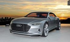 Yeni Audi A9 Coupe Concept Modeli 2014 La Auto Show'da Ortaya Çıktı