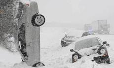 2014 Yılında Gerçekleşen Kış Kazaları