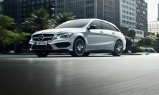 2015 Yeni Mercedes CLA 45 AMG Shooting Brake Teknik Özellikleri