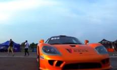 1000 Metre'de 375 Km/s Hıza Çıkan Saleen S7