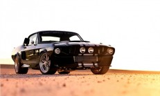 770 Beygirlik Ford Mustang Shelby GT 500CR 900S