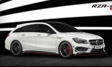 RevoZport Mercedes CLA 45 AMG Shooting Brake