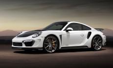 TopCar Porsche 911 Turbo'nun İçini Güncelledi