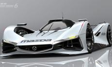 Le Mans'ın Yeni Yıldızı 2015 Mazda LM55 Vision GT Olacak