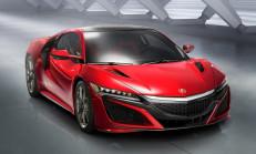 2015 Yeni Kasa Honda (Acura) NSX Tanıtıldı