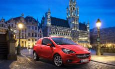 2015 Yeni Kasa Opel Corsa Van Brüksel Motor Show'da Sergilenecek