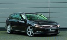 2015 Yeni VW Passat 'a İlk Modifiye B&B Tuning Firmasından Geldi