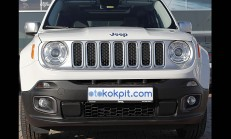 2015 Yeni Jeep Renegade 1.6 Multijet Dizel Limited İncelemesi