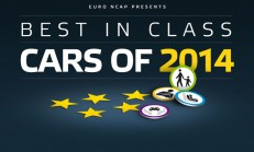 EuroNCAP, 2014'ün En Güvenlilerini Açıkladı
