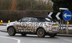 Range Rover Evoque Cabrio Görüntülendi