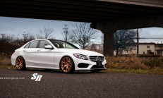 SR Auto Group Mercedes C 300 BlueTEC Hybrid