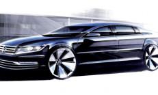 Yeni Kasa Volkswagen Phaeton Şekillenmeye Başladı