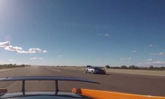 1250 Beygir Lamborghini Gallardo, Stock Bugatti Veyron'a Karşı