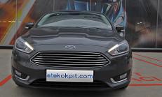 2015 Yeni Ford Focus Sedan 1.6 TDCİ Titanium İncelemesi
