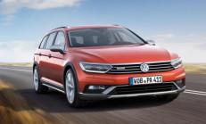 2015 Yeni Kasa Volkswagen Passat Alltrack Geliyor