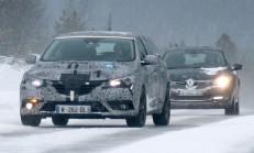 2016 Yeni Kasa Renault Megane Daha Fazla Saklanamadı