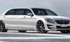 ARES Atelier Mercedes-Benz S-Serisi XXL